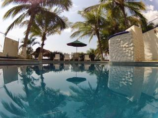 Private Beachfront Ground Floor Guesthouse - Bucerias vacation rentals