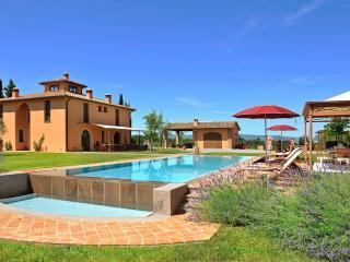 Beautiful 4 bedroom Villa in Peccioli - Peccioli vacation rentals