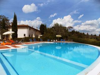 17 bedroom Villa in Montaione, San Gimignano, Volterra and surroundings - Corazzano vacation rentals