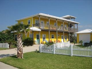 3BR/3BA Mustang Royale's Vibrant Home, Steps to the Beach, Sleeps 12 - Port Aransas vacation rentals