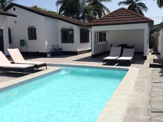 Bright Villa with Internet Access and A/C in Fajara - Fajara vacation rentals