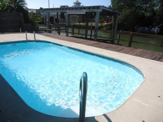 Water front FMB #21, dock, pool, 1 block to beach - Fort Myers Beach vacation rentals