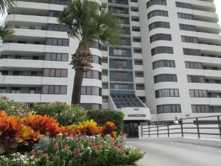 Horizons Condo 6 th floor 2 bed  2 bath Oceanfront - Daytona Beach vacation rentals