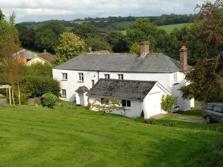 Hartwell (farmhouse in W. Devon with pool) - Tavistock vacation rentals