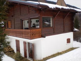 Catered Ski Chalet in Les Contamines Montjoie - Les Contamines-Montjoie vacation rentals