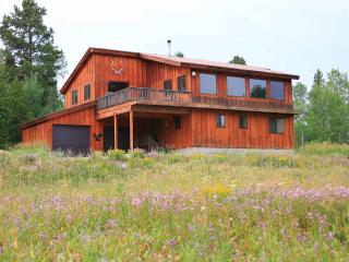 Moose Crossing Yellowstone Home - Stunning Views - West Yellowstone vacation rentals
