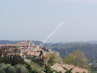 FAMILY HOUSE WITH HEATED POOL, GARDEN & SEA VIEWS - Tourrettes-sur-Loup vacation rentals