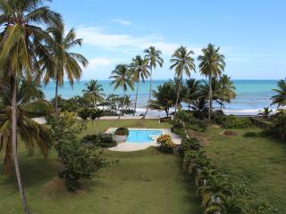 First Row Beach Front Villa - Cabarete - 3 floors - Cabarete vacation rentals