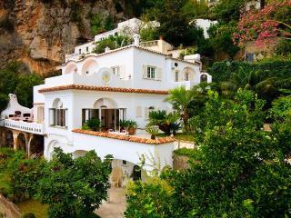 Positano Amalfi Coast 5 bedrooms, pool - Positano vacation rentals