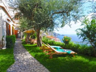 Villa San Giovanni - Garden and Sea View - Praiano vacation rentals