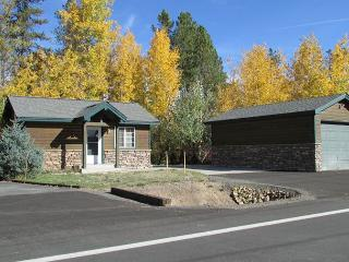 Charming Cabin with garage and walk to center of McCall - Tamarack vacation rentals