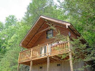 1 Bedroom Log Cabin Within Walking Distance to Gatlinburg Community Center - Gatlinburg vacation rentals