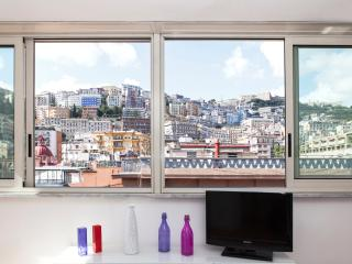 Le Terrazze sul Vesuvio, Apartment in Naples - Panza vacation rentals