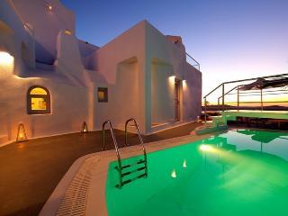 Rosa villa - Firostefani vacation rentals