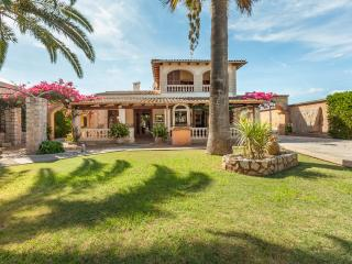 Rustic Villa with Swimming Pool - Cala Millor vacation rentals
