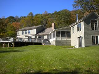 Total Privacy! Tanglewood Retreat With Berkshire Views! - Hillsdale vacation rentals