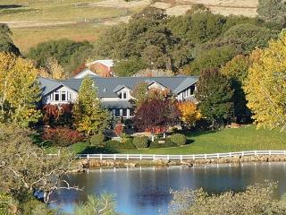 Inspiring, Secluded Luxury Ranch on Private Lake - Penn Valley vacation rentals
