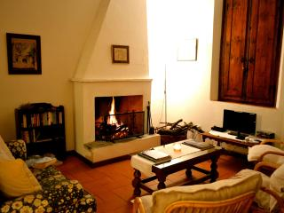 Cantina for 6 in Tuscan hills - Serravalle Pistoiese vacation rentals