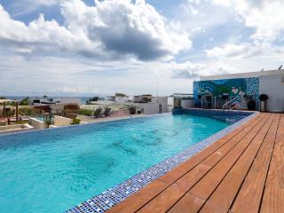 Spacious Flat with Amazing Pool - Playa del Carmen vacation rentals