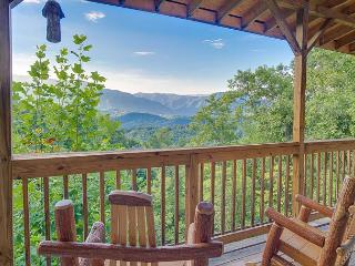 JANUARY SPECIAL - from $159!  3BR Chalet w/ Views, Hot Tub, & Pool Table! - Gatlinburg vacation rentals