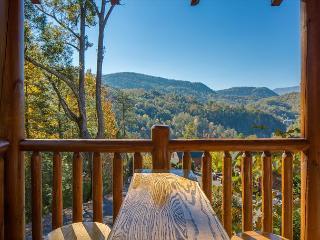 Summer Nights from $199!!! 2BR Downtown Gatlinburg Cabin w/ Views! - Gatlinburg vacation rentals