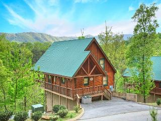 2BR Log Cabin w Views, Hot Tub, WiFi & Pool Table! Summer Special from $119!! - Pigeon Forge vacation rentals