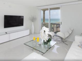 Luxury Apartment with Ocean View - Surfside vacation rentals