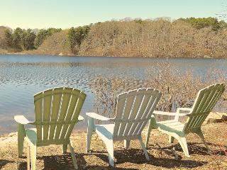 087-B Elevated lake views with upscale privacy. - Brewster vacation rentals