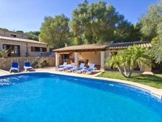4 bedroom Villa in Petra, Baleares, Mallorca : ref 2213415 - Petra vacation rentals