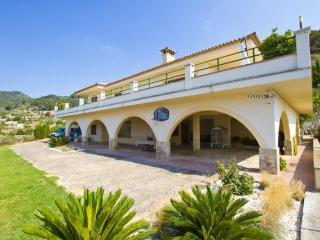 4 bedroom Villa in Banyalbufar, Baleares, Mallorca : ref 2213456 - Banalbufar vacation rentals