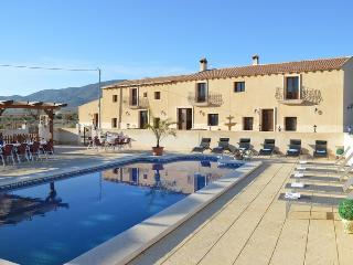 Spanish Villa Pinoso/Monovar (Entire House Rental) - Jumilla vacation rentals