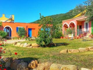 Kia apartment, in villa with garden, sea view . - Pula vacation rentals