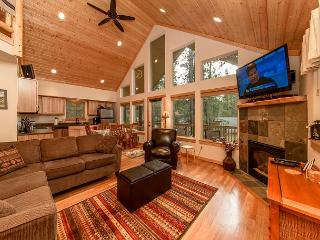 New Cabin in Evergreen Valley!  3BR/Loft + Bonus | WiFi | Fall-Winter Special - Ronald vacation rentals