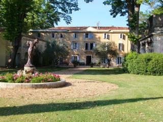 Chateau Rieutort - 18th century B&B + gîtes complex for up to 60 guests - Belarga vacation rentals