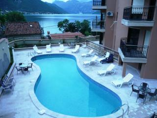 EXCLUSIVE APARTMENT & SHARED POOL - Dobrota vacation rentals