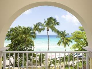 Sapphire Beach 313 - Luxury Oceanfront Condo - Christ Church vacation rentals
