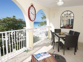 Sapphire Beach 203 - Beachfront Oasis - Christ Church vacation rentals