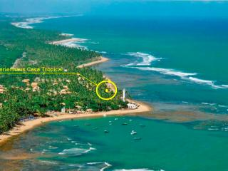 Beautiful 4 bedroom Praia do Forte House with Deck - Praia do Forte vacation rentals