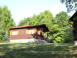 Nice Cabin with Internet Access and Outdoor Dining Area - Vranov vacation rentals