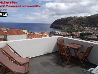 Casa Da Graça. Center. Amazing View. Terrace - Machico vacation rentals