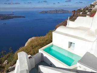 2 bedroom stylish villa with fantastic views - Imerovigli vacation rentals