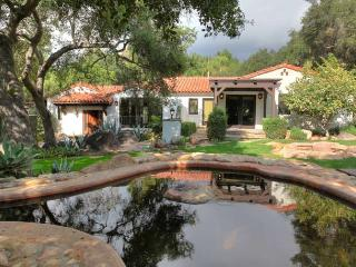Mission Canyon - Santa Barbara vacation rentals