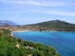 VILLA FOR TWO TO EIGHT PERSONS IN THE BEAUTIFUL BA - Sardinia vacation rentals