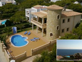 LUXURY VILLA.STUNNING VIEWS, EXCLUSIVE EQUIPMENTS - Cala d'Or vacation rentals
