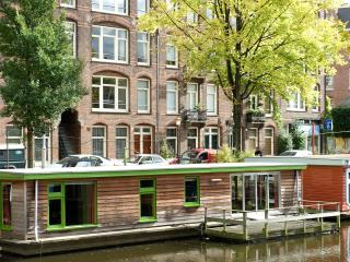 FAMILY 2-BR boathouse, close to city center - Amsterdam vacation rentals