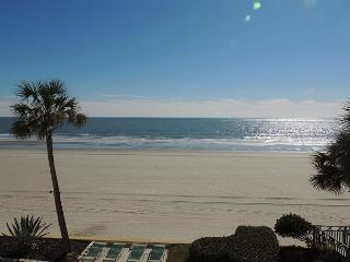 Awesome Oceanfront View, Updated @ Brigadune- Shore Drive Myrtle Beach SC #3B - Myrtle Beach vacation rentals