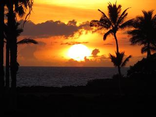 Luxury property with beautiful ocean views! LAVA FLOW SPECIAL 7TH NIGHT COMP - Puako vacation rentals