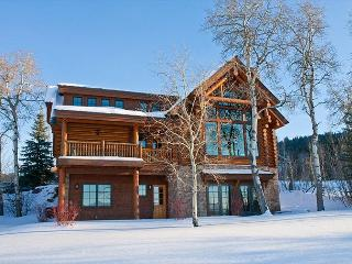 Luxury Log Cabin at Teton Springs Resort - Sleeps 12 - Full Club Amenities - Eastern Idaho vacation rentals