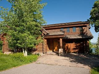 Luxury Log Cabin at Teton Springs Resort - Sleeps 12 - Victor vacation rentals
