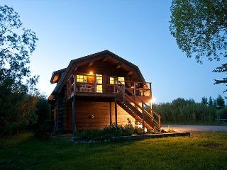 Quintessential Log Cabin - Teton Views - 2 Bedrooms - Jackson Hole Area vacation rentals